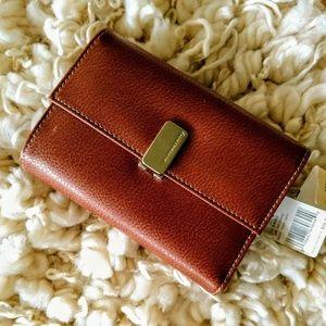 Nwt...Liz Claiborne tri fold wallet..
